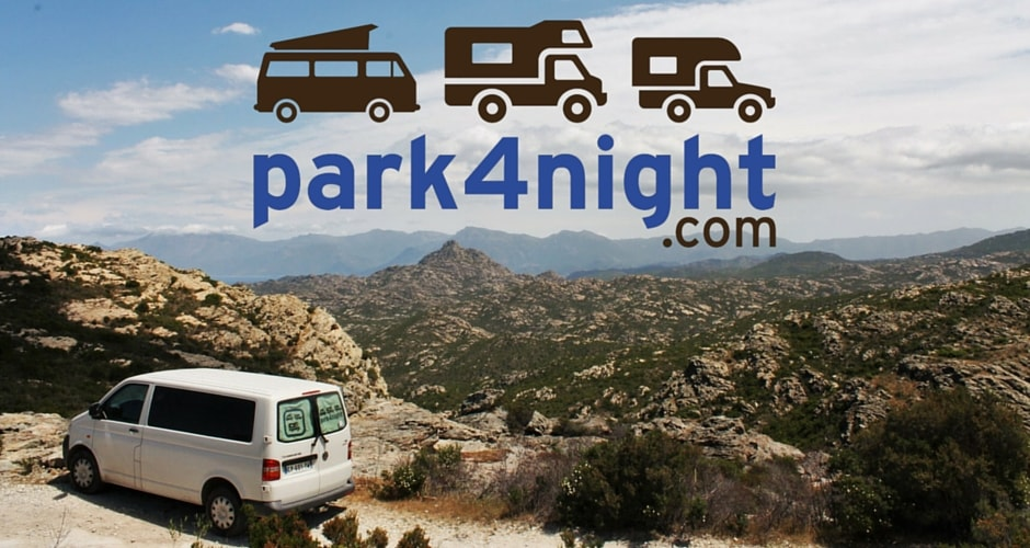 Park4night Partage de coins sympas pour dormir en campingcar
