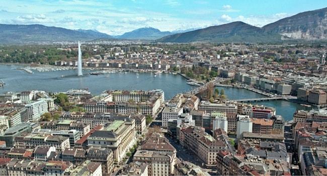 Geneve-suisse-lac-leman