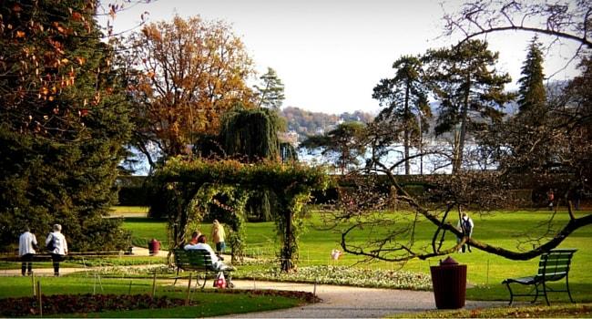 Jardin-botanique-Geneve-Suisse