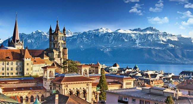 Lausanne-Suisse