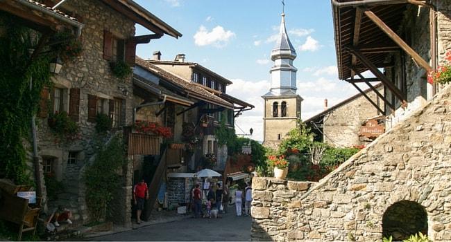Yvoire-village-medieval