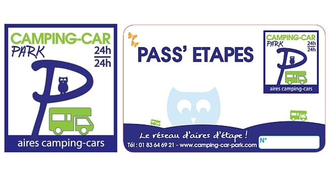 pass etapes camping car park