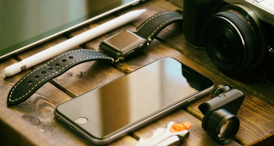 Top des accessoires smartphones pour vos photos de vacances
