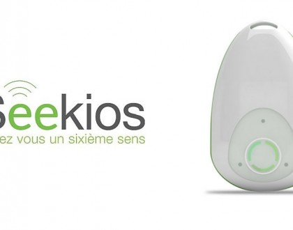 Seekios GPS Tracker