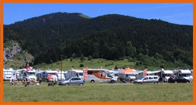 camping car Tour de France