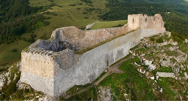 chateau montsegur ariege