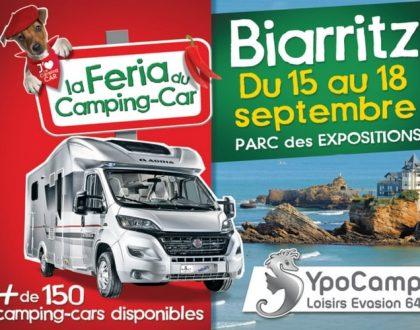 Feria du camping-car de biarritz