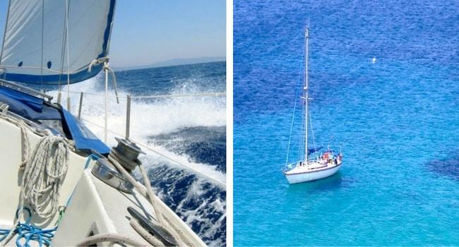 Sailing for Change le bateau