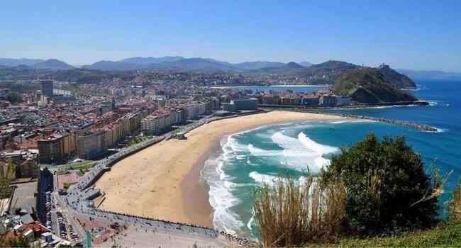 Pays Basque espagnol en camping-car