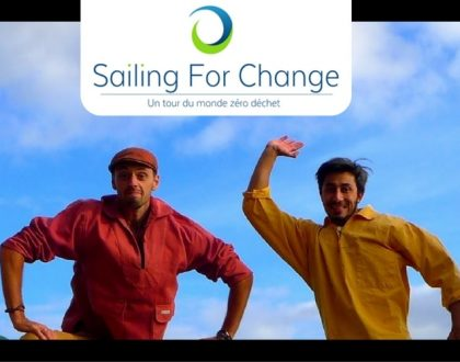 Sailing For Change