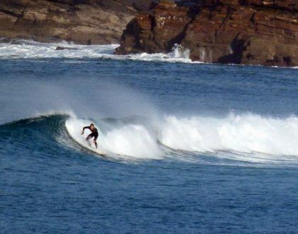 Surf-trip en camping-car : la Galice