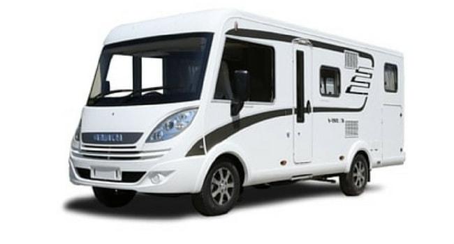 camping-car integral