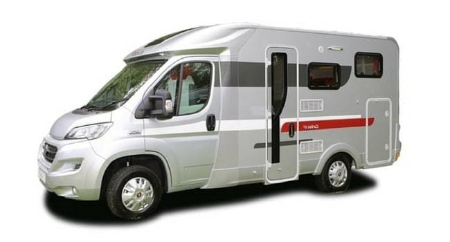 camping-car profile
