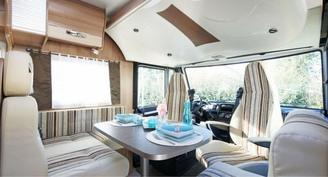 interieur camping-car integral