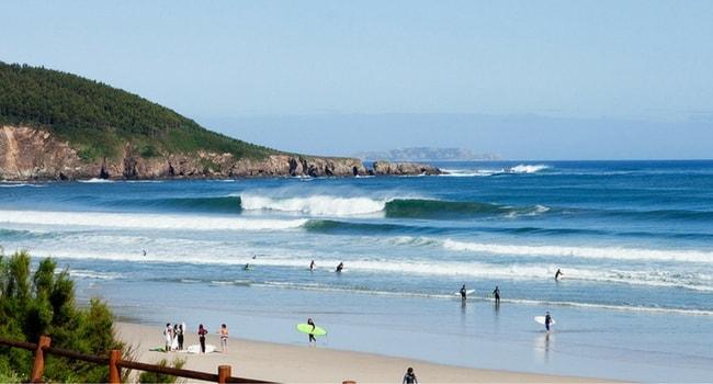 Surf-trip en Galice