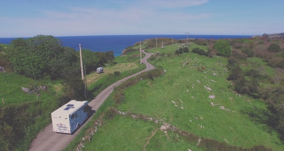 Surf-trip en camping-car : La Cantabrie