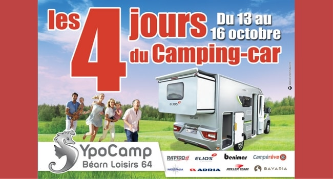 4 jours du camping-car de Pau