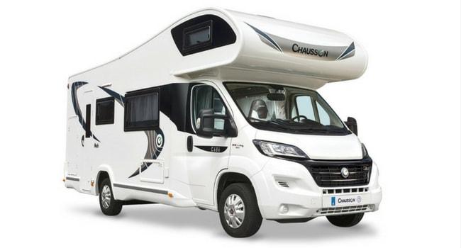 location de camping-car chausson-C656