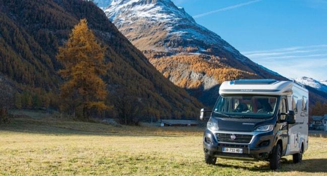 Camping-car tout terrain