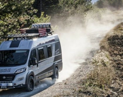 Le top des camping-cars tout terrain pour partir à l'aventure !