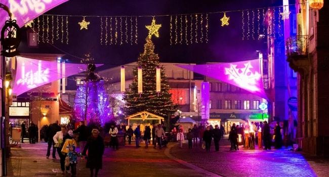 En route vers les Marchés de Noël en camping-car_Haguenau