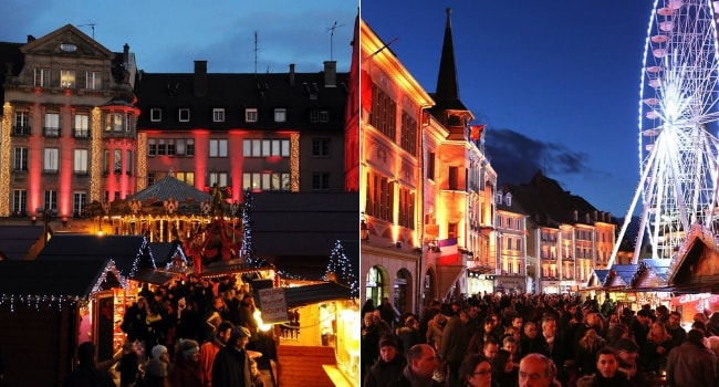 En route vers les Marchés de Noël en camping-car_Marché de Noël de Mulhouse