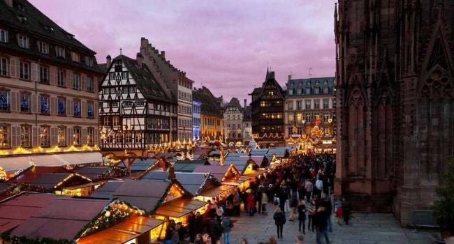 En route vers les Marchés de Noël en camping-car_Strasbourg