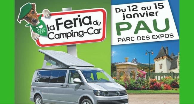 Feria du camping-car de Pau