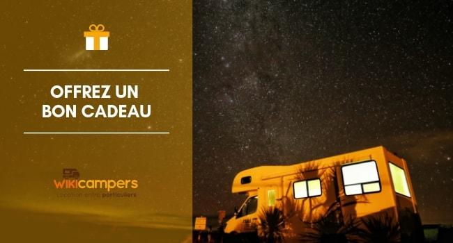 Bon Cadeau Wikicampers