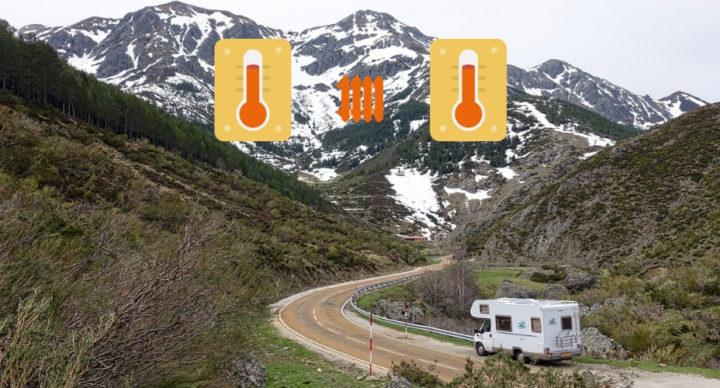 chauffages de camping-car