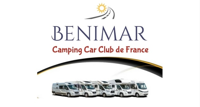 Benimar camping-car club de France