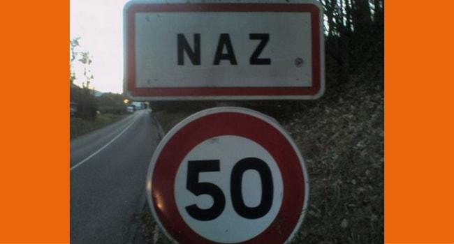 Panneaux routiers insolites 6