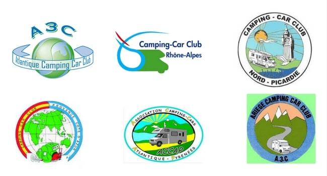 club ou fédération de camping-car