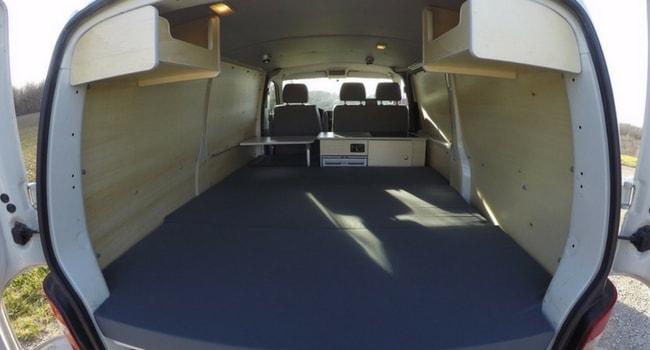 Top Aménager un van : les différentes solutions ! DY89