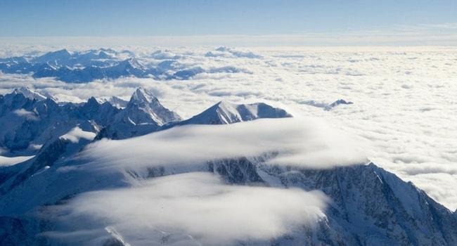 Mont Blanc en camping-car