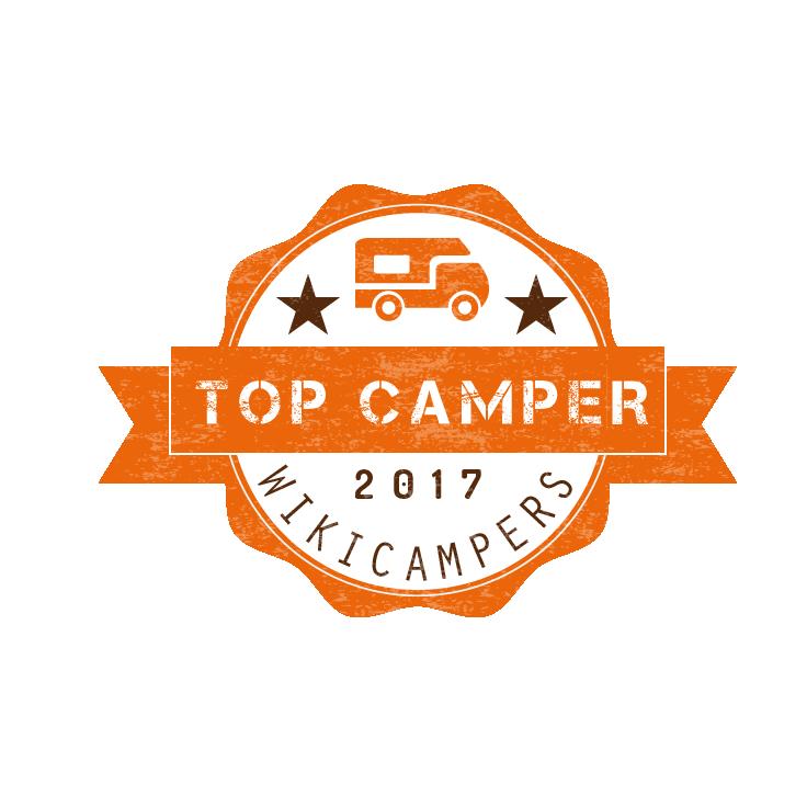 Pastille Top Camper