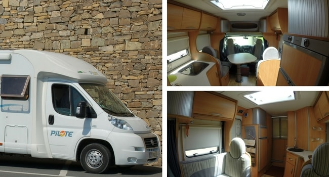 Annonce camping-car