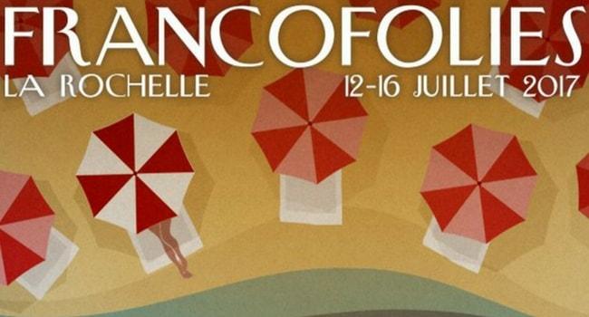 Francofolies 2017