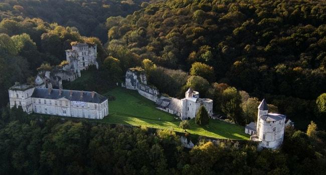 chateau-de-tancarville