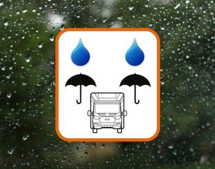 Contrôle d'humidité camping-car