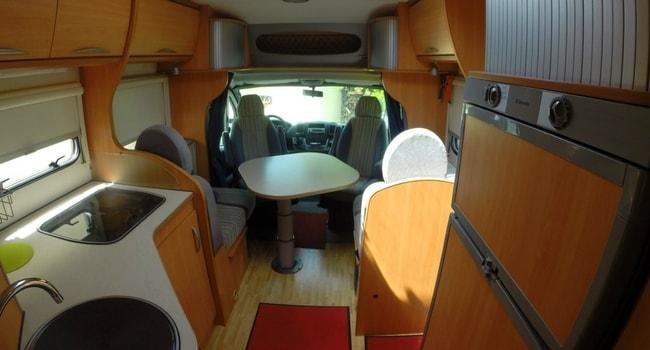 Interview propriétaire de camping-car