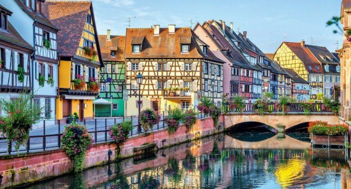 Alsace en camping-car