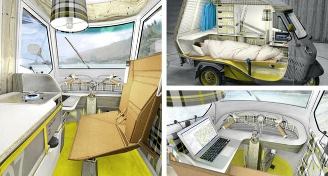velos camping-car