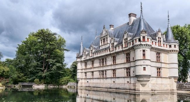 Chateau d'Azay le Rideay