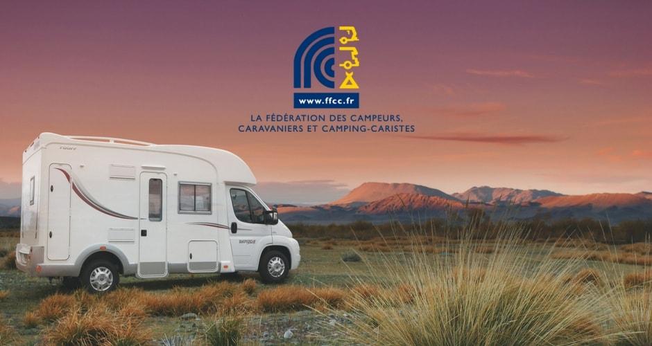 FFCC : la fédération des passionnés de camping-car