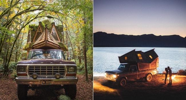 Objets Roulants Non Identifiés_Truck Cabin