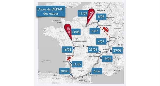 Le tour de France de l'audace : Linda Bortoletto