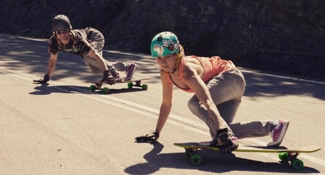 Laurent-alexandra-longboard-skate