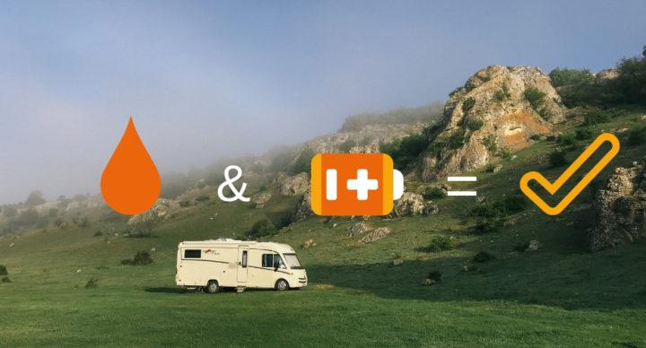 Économiser ses ressources en camping-car