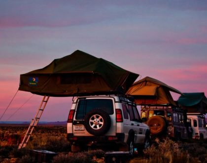 tentes de toit